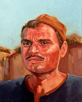 Farmer by Ahmed Bayomi