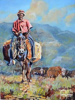 Farmer Brown by Jeffrey Samuels