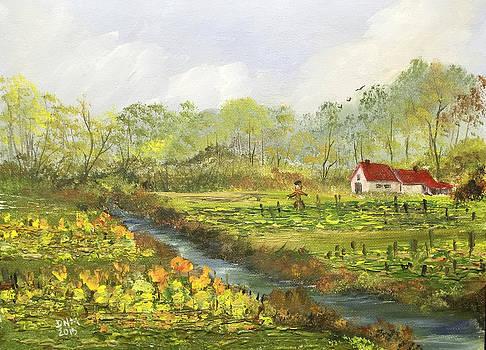 Farmer's Garden by Dorothy Maier