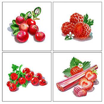 Irina Sztukowski - Farmers Market Gifts Red Vitamins