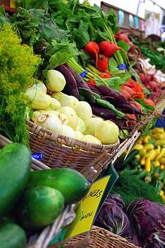 Farmers Market by Mamie Gunning