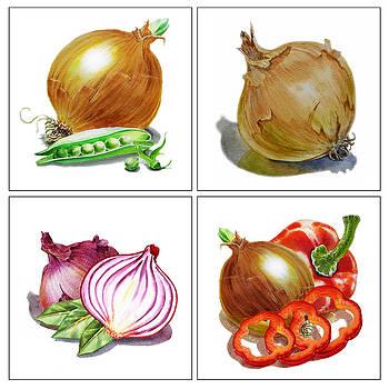 Irina Sztukowski - Farmers Market Onion Collection