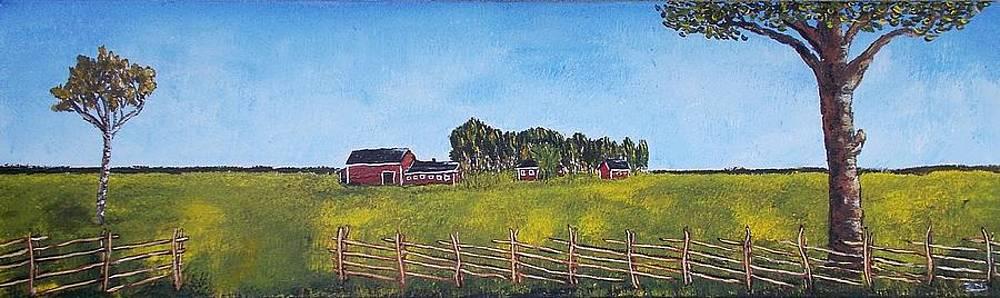 Zeke Nord - Farmhouse