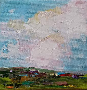 Farmland I by Judith Rhue