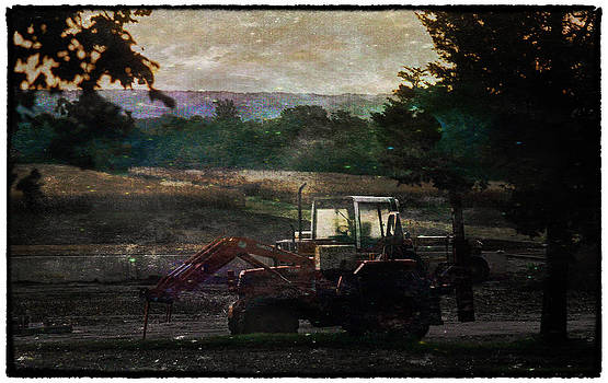 Farm's Morning by Kimberleigh Ladd