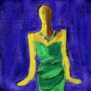 Fashion 1 by Donna Crosby