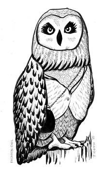 Jim Harris - Fashion Owl