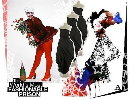 Fashion Prison by Aida Novosel Savic