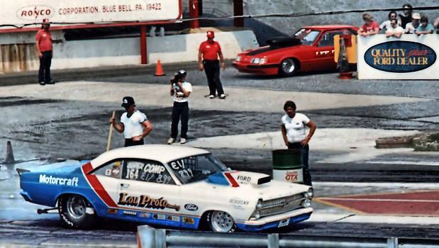 Fast Fords by Thomas  MacPherson Jr