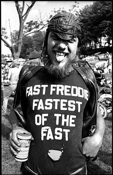 Doug Barber - FAST FREDDIE FASTEST OF THE FAST