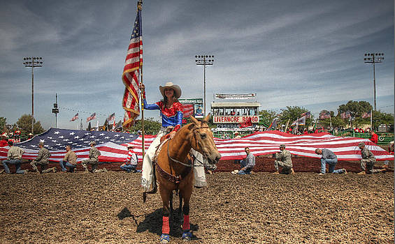 John King - Fastest Rodeo on Earth