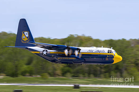 Tim Mulina - Fat Albert C-130 High Speed