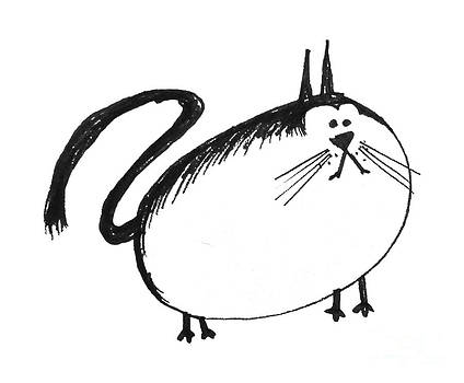 Fat Cat by Donovan OMalley