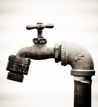 Faucet #2 by Virginia Folkman