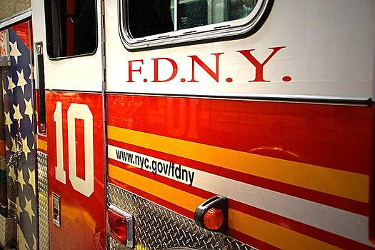 Fdny 10 by Thomas Fouch