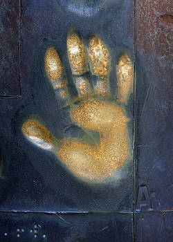 John Cardamone - FDR Memorial Hand Imprint