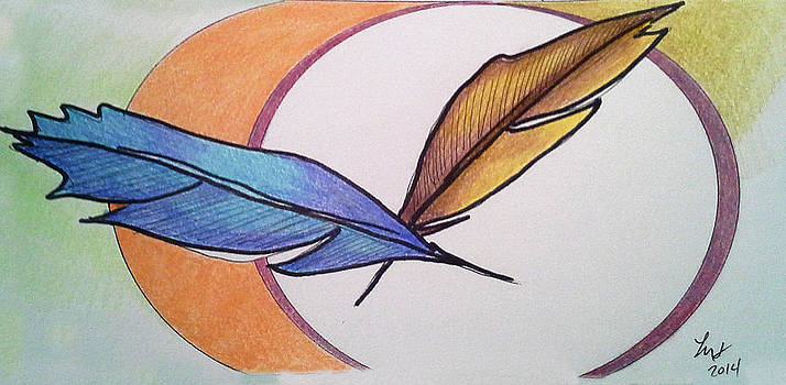 Feathers by Loretta Nash