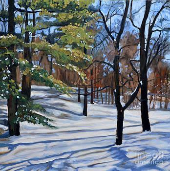 February by Joan McGivney