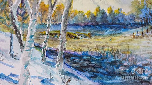 February Morn by J Anthony Shuff