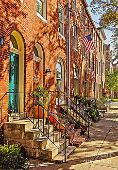 Federal Hill Americana  by SCB Captures