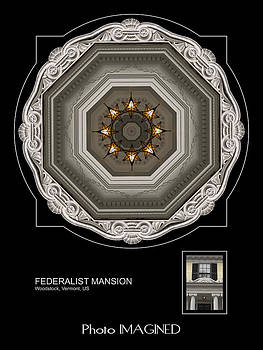 Federalist Mansion by Mike Johnson