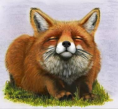 Feeling Foxy by Miki Krenelka