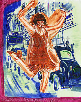 Feels Like Harlem by S Goodwin