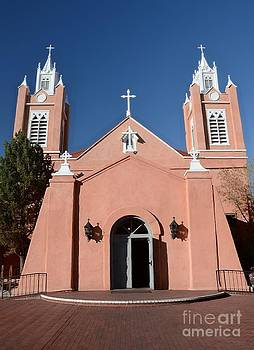 Felipede de Neri Parish by Kathleen Struckle