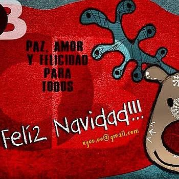 #feliz #navidad #paz #amor #felicidad by Orlando Gonzalez