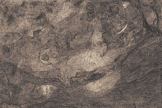 Fell Into A Cosmic Nightmare by David Mivshek