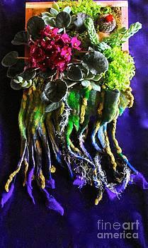 Felt and Flora by Mirinda Reynolds