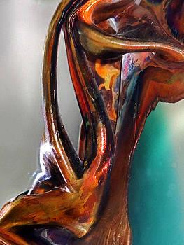 Female Torso 1 by Judy Paleologos