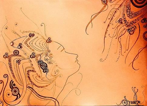 Feminine Breeze  by Shraddha Tiwari