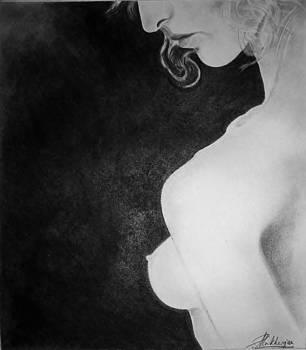 Feminine I by Suvam Majumder