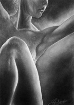 Feminine Ii by Suvam Majumder
