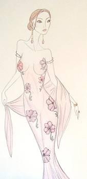 Femme Florale by Christine Corretti
