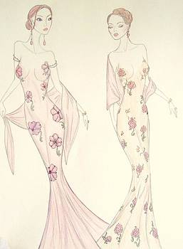 Femme Florales by Christine Corretti