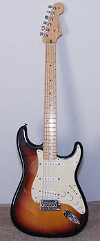 Fender Strat Custom  by Danny Jones