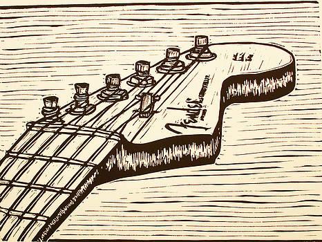 William Cauthern - Fender Strat