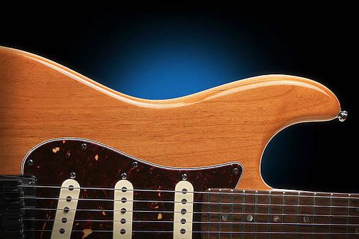 John Cardamone - Fender Stratocaster Curves