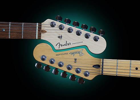 John Cardamone - Fender Stratocaster Mating Headstocks
