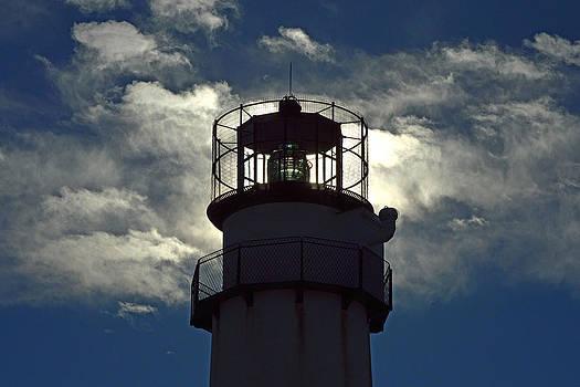 Bill Swartwout Fine Art Photography - Fenwick Island Lighthouse Fresnel Lens