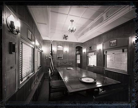 ROBERT KLEMM - Ferdinand Magellan Pullman Presidential Rail Car