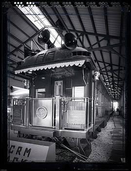 ROBERT KLEMM - Ferdinand Magellan RAILROAD CAR