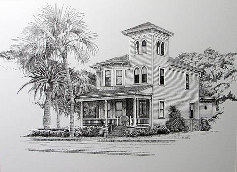 Fernandina Beach Residence by Richard Devine