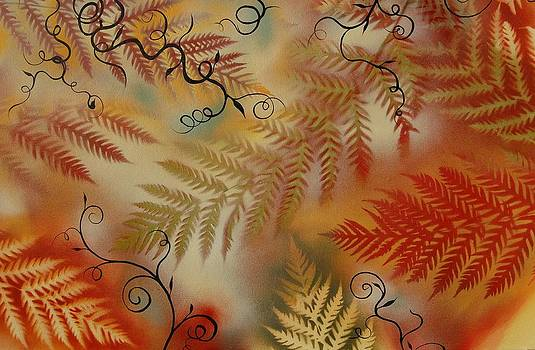 Ferns by Holly Smith