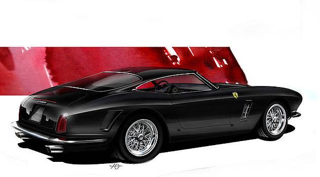 Ferrari 250 GT SWB by Fred Otene
