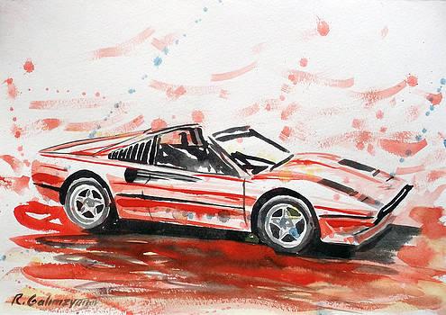 Ferrari by Rimzil Galimzyanov