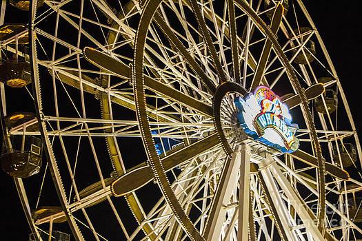 Ferris Wheel at Orange Beach Alabama by Light Rapture
