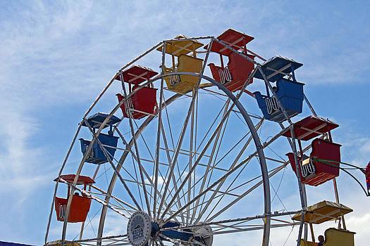 Ferris Wheel by Carolyn Ricks